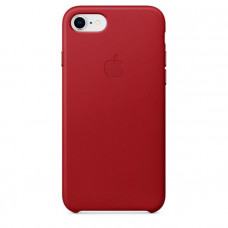 Чехол для iPhone Apple iPhone 8 / 7 Leather RED